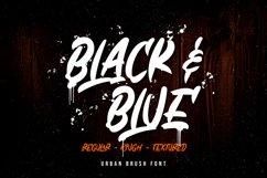 Black & Blue Product Image 1