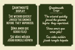 Grantmouth Font Duo Extras Product Image 5