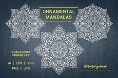 Mandalas Ornamental Product Image 1