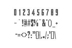 Karlton Slab Serif Font Family Product Image 3