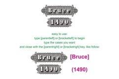 Bruce 1490 Product Image 2