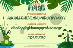 CUTE FROG Product Image 4