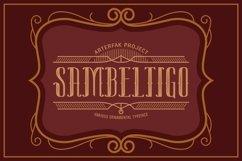 Sambeltigo Typeface Product Image 1