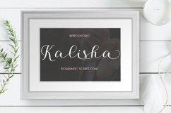 Kalisha Script Product Image 1