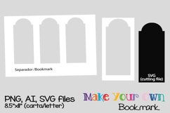 Curve Bookmark Product Image 1