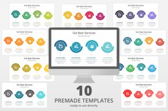 Elegant multipurpose PowerPoint Presentation Template Product Image 3