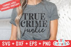 True Crime Bundle SVG | Murder SVG Bundle Product Image 23