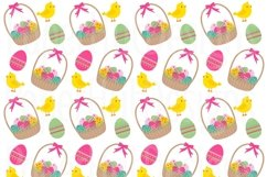 Easter Clipart and Digital Papers Set Product Image 2