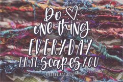 Cozy Afghan Font Duo Product Image 2