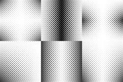 24 Square Patterns AI, EPS, JPG 5000x5000 Product Image 6