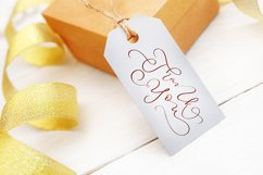 Thank You Calligraphy Lettering Collection Product Image 4