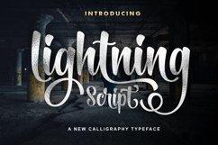 Lightning Script Product Image 1