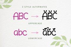 Small Bunny - Display Font For Easter Season Product Image 6