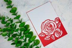 Roses wedding bundle svg Product Image 5