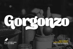 Gorgonzo Product Image 1