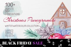 Christmas Pomegranate Product Image 1