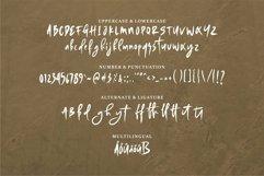 Web Font Gurke - Bold & Stylish Handwritten Font Product Image 6