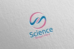 Science and Research Lab Logo Design 22 Product Image 3