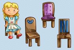 Goldilocks and the Three Bears Product Image 3