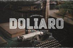 Web Font Doliaro Product Image 1