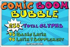 Comic Boom Bubble Product Image 3