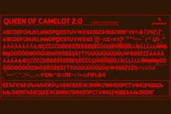 Queen of Camelot 2.0 Product Image 2