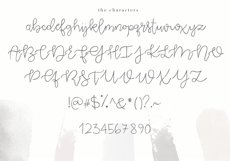 Blooming - Handwritten Font Product Image 6