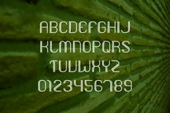 DUPLETO Display font Product Image 2