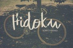 Hidoku Script Typeface Product Image 1