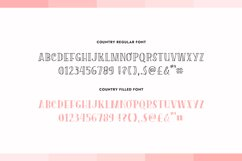 Country Font Duo Product Image 6