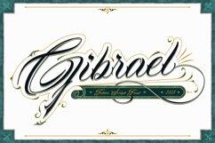 Gibrael   Font Product Image 1