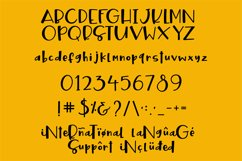 Twisted Jellyroll, a quirky mixed-case font with ligatures Product Image 9