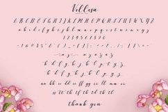 Vellesa Script Product Image 5