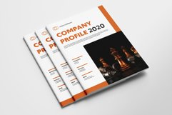 Company Profile Template Product Image 1