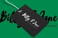 Web Font Deangelo - Brush Script Font Product Image 2