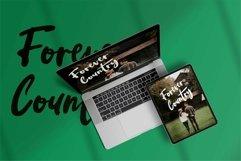 Web Font Deangelo - Brush Script Font Product Image 4