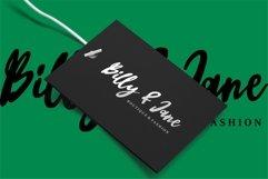 Deangelo - Brush Script Font Product Image 2