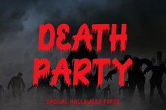 Death Party Product Image 1