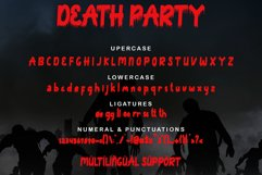 Death Party Product Image 3
