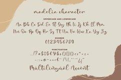 Madelia Modern Script Font Product Image 6