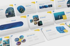 Diving Clubs Keynote Template Product Image 6