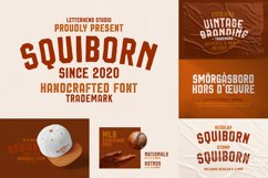Organic Font Collection Product Image 4