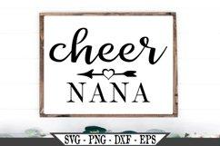 Cheer Nana SVG Product Image 1