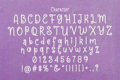 Web Font Jonas Product Image 4