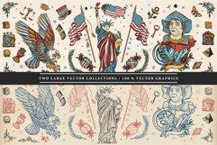 USA old school tattoo Product Image 7