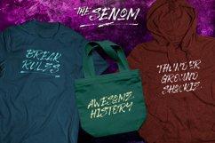 Brush Font - The Senom Product Image 5