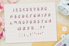 Zodiaki font, based on hand drawn letterings, TTF, OTF, SVG Product Image 3