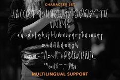 Web Font Delirious - Monoline Script Font Product Image 5