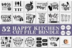 Happy Kitchen SVG Cut File Bundle Product Image 1