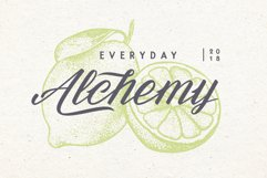 Madfish Font Family  Extras Product Image 2